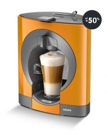 Akce - Dolce Gusto espresso Oblo oranžové