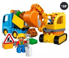 Akce - LEGO Duplo pásový bagr