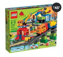 Akce Lego Duplo - Vlak (2-5 let)