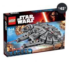 Akce Lego Star Wars Millennium (9-14 let)