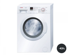 Automatická pračka Bosch WLG20160BY  (sleva 43%)