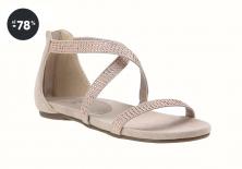 Baťa GIRL - Dívčí sandálky s kamínky