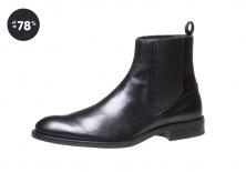 Baťa pánská kožená obuv v Chelsea stylu