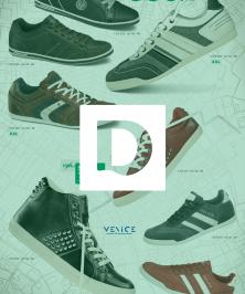 Deichmann aktuální nabidka - leták - pánská obuv (ukázka)