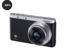 Digitální fotoaparát Samsung Nxmini + 9mm (sleva 64%)