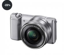 Digitální fotoaparát Sony Alpha A5000 + 16-50mm (sleva 23%)