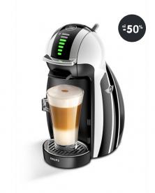 Espresso černo/bílé NESCAFÉ Dolce Gusto Genio