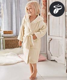 Koupací plášť z kolekce Zůstaňte zdraví i v zimě