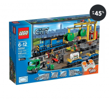 Lego City - Vlak (6-12 let)