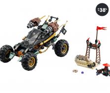 LEGO Ninjago - Terénní vozidlo (akce)