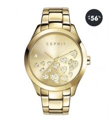 Levné dámské hodinky ESPRIT ES ESMEEE gold
