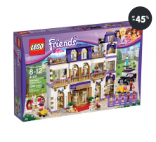 Levně Lego Friends - Hotel Grand (8-12 let)