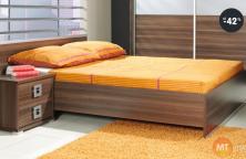 Levné postele dvoulůžkové - Meble Jurek/Jasan