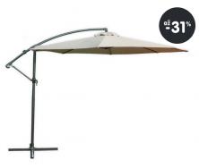 Nejprodávanější slunečník Royal 8080 závěsný 350 cm