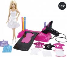 Panenka Barbie a Airbrush