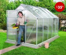 VITAVIA skleník levně VENUS 6200 (6,2 m2)