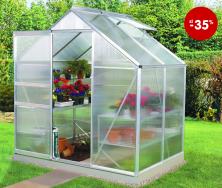 VITAVIA skleník VENUS 2500 (2,5 m2)