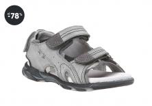 Výprodej Baťa dětské boty (sandálky), šedé