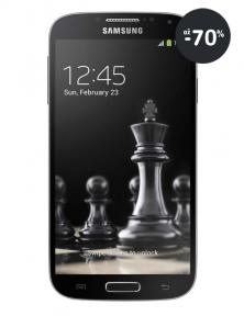 Výprodej - mobil Samsung Galaxy S4 černý