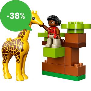 AKCE: Lego Duplo, City, Friends, Star Wars, Technic a Ninjago ve výprodeji