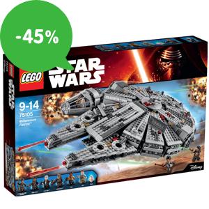 Akce: Lego levně u MALL – slevy až 45% a doprava zdarma