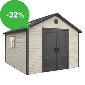 Akce: Levné zahradní domky – slevy až 32% a doprava zdarma