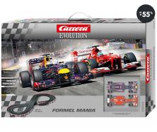 Autodráha Formel Mania (Carrera)