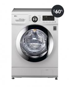 Automatická pračka s předním plněním LG (bílá)