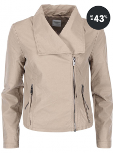 Béžová bunda Vero Moda (kolekce 2015/2016)