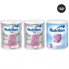 Hypoalergenní kojenecká výživa Nutrilon