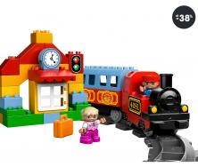 LEGO Duplo - Můj první vláček