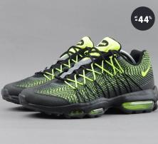 Levně - Nike Air Max 95 Ultra (černá/žlutá)