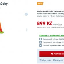 Mochtoys 75 cm