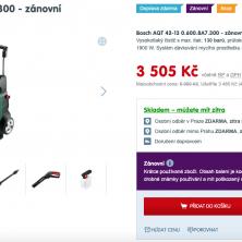 Vapka Bosch AQT 42-13 0.600.8A7.300