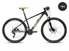 Výprodej - jízdní kolo horské Superior XP 907 - black/lime 2014 (sleva 16%)