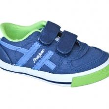 Zeleno - modré tenisky J'hayber