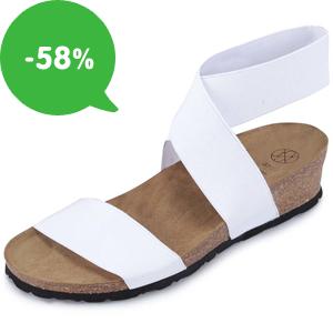 Akce: Dámské letní sandály levně s dopravou zdarma