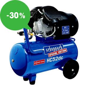 Akce: Kompresory bezolejové a olejové se slevou až 30%
