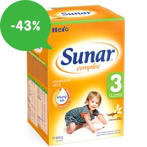 AKCE: Sunar 1, 2, 3, 4, 5 (Complex, Original, Premium) se slevou až 43%