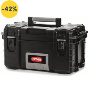 AKCE: Boxy a kufry na nářadí se slevou až 42% a doručením zdarma