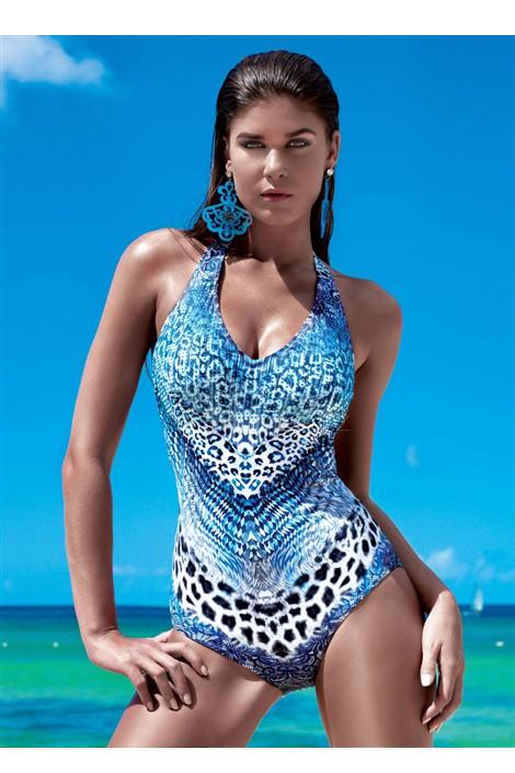 9c308fba7 Výprodej - dámské plavky jednodílné SISI tvarující Dámské luxusní italské  jednodílné plavky tvarující ...