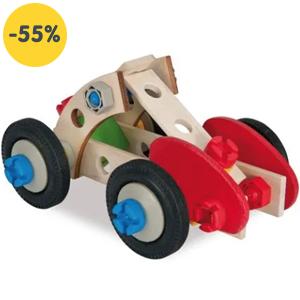VÝPRODEJ: Dřevěné hračky v akci se slevou až 55% u MALL
