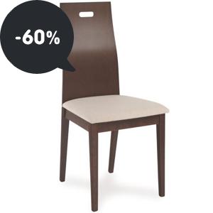 Výprodej: Jídelní židle se slevou až 60% u Sconto nábytku