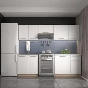 Levné kuchyňské linky u MALL – vybrané kuchyně se slevou až 55%!