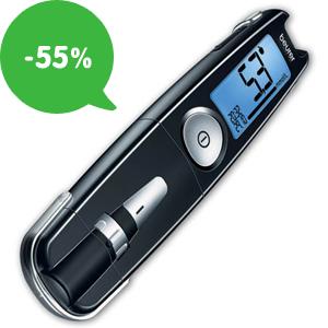 Tip: Nejprodávanější glukometry v akci se slevou až 55%
