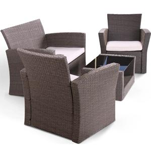 AKCE: Ratanový nábytek levně u MALL – slevy až 28% a doprava zdarma