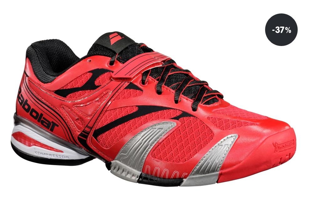 0815fb1dcf8 ... dámská Salomon Wings Flyte W (sleva 26%) Sportovní obuv Babolat  Propulse 4 All Court (sleva 37%)