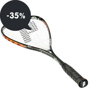 Akce: Squashové rakety Prince se slevou až 35% v GamiSportu
